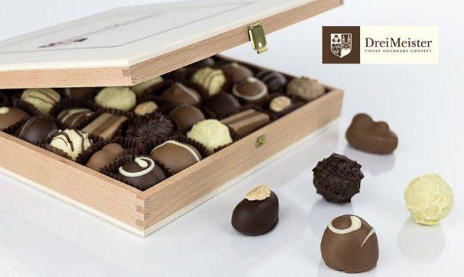 30€ Dreimeister Schokoladen Shop Gutschein für nur 12€