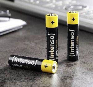 72er Pack Intenso Energy Ultra Batterien (48 x AA Mignon + 24 x AAA Micro) für nur 9,99€