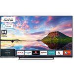 Toshiba 55V6863DA – 55 Zoll UHD Fernseher mit Alexa Support für nur 399,99€ (statt 520€)