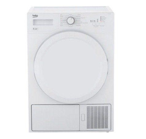 Beko DPS7205W3 Wärmepumpentrockner mit 7kg und A++ für 294€ (statt 439€)
