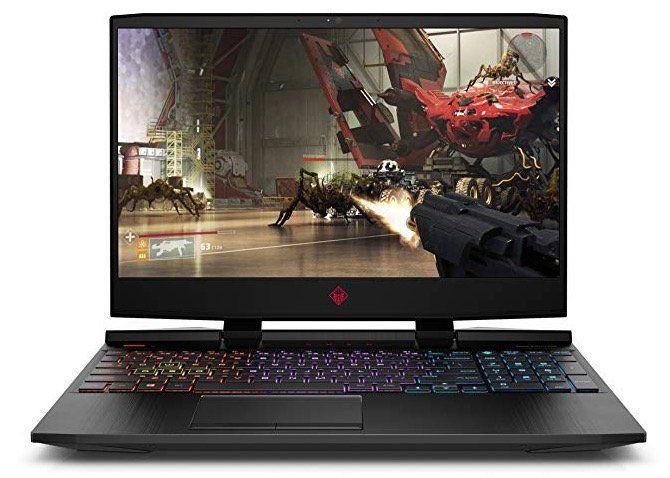 HP 15 dc1003ng   15,6 Zoll FHD Gaming Notebook mit 144Hz und RTX 2070 (8GB) für 1.704,99€(statt 1.906€)