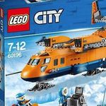 Lego City Arktis-Versorgungsflugzeug (60196) für 49,99€ (statt 62€)
