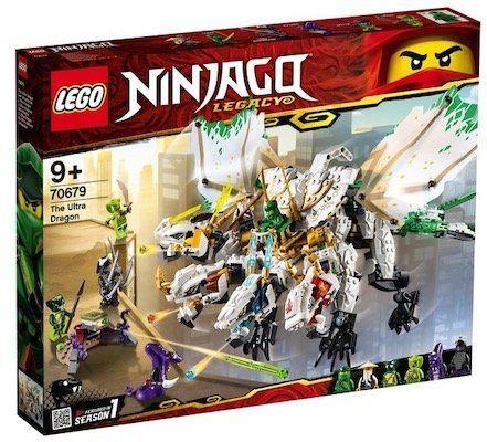 Lego Ninjago   Der Ultradrache (70679) für 71,99€ (statt 90€)