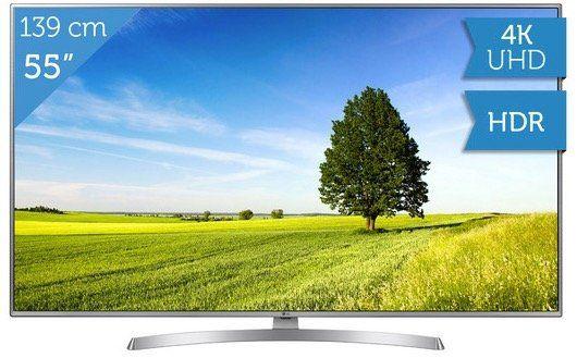 LG 55UK6950   55 Zoll UHD Fernseher mit HDR für 508,90€ (statt 609€)