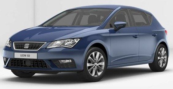 Seat Leon 1.5 TSI S&S Style im Privat Leasing für 136,29€ mtl. brutto