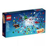 Lego 24-in-1 Weihnachtlicher Bauspaß für 8,49€ (statt 13€)