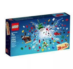 Lego 24 in 1 Weihnachtlicher Bauspaß für 8,49€ (statt 13€)