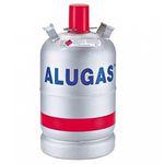 11kg Gasflasche aus Aluminium (unbefüllt) für 99,99€ (statt 122€)