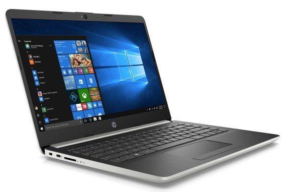 HP 14 cf1300ng   14 Zoll Full HD Notebook mit 256GB SSD + Windows 10 für für 499,20€ (statt 629€)
