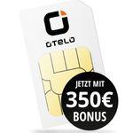 Vodafone Allnet-Flat von otelo mit 10GB LTE für eff. 20,41€ mtl. dank 350€ Auszahlung