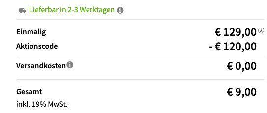 Vorbei! 🔥 Samsung Galaxy S9+ für 9€ + o2 Allnet Flat mit 3GB LTE für 19,99€ mtl.