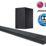 LG SK10Y Dolby Atmos Soundbar mit kabellosem Subwoofer für 408,90€ (statt 474€)