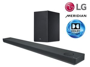 LG SK10Y Dolby Atmos Soundbar mit kabellosem Subwoofer für 388,90€ (statt 431€)