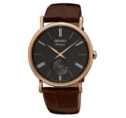 Seiko Premier SRK040P1 Herren Uhr mit Saphirglas für 155,90€(statt 268€)