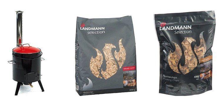 Landmann Grill & Zubehör Sale bei brands4friends   z.B. Landmann New Pantera 1.0 Gasgrill für 206,89€ (statt 239€)