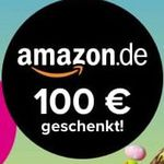 Nur noch heute! 🔥 o2 Allnet-Flat mit 4GB LTE für 14,99€ mtl. mit nur 6 Monate Laufzeit + 100€ Amazon Gutschein