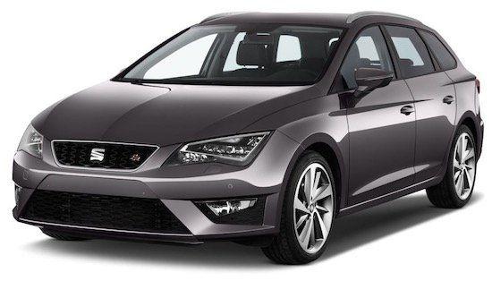 Seat Leon ST 1.5 TGI Style Gewerbe Leasing für 76€mtl. netto
