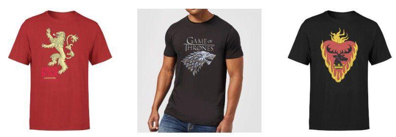 Abgelaufen! 30% Rabatt auf Game of Thrones Kleidung bei Zavvi
