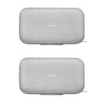 Doppelpack Google Home Max Multiroom-Speaker ab 394,95€ (statt 517€)