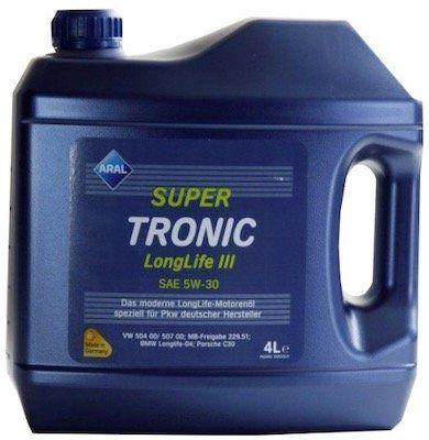5 Liter Aral SuperTronic LongLife 3 5W 30 für 20,79€(statt 30€)