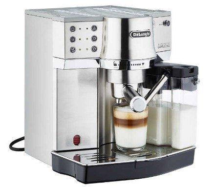 DeLonghi Cappuccino  und Espressomaschine EC 860.M für 199€ (statt 262€)