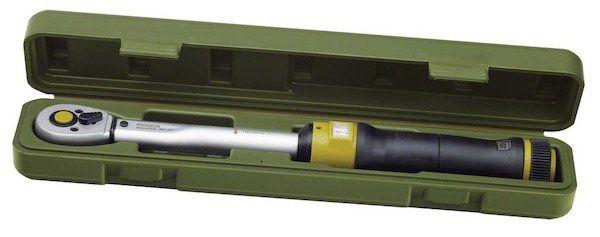 Proxxon MicroClick MC 60 Drehmomentschlüssel (ISO 3/8 (10 mm)) 12   60 Nm für 51,81€ (statt 64€)