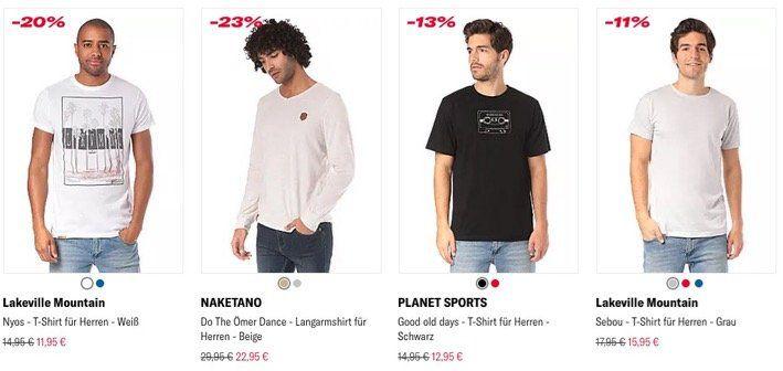 Planet Sports Sale mit bis 70% Rabatt + 20% Extrarabatt