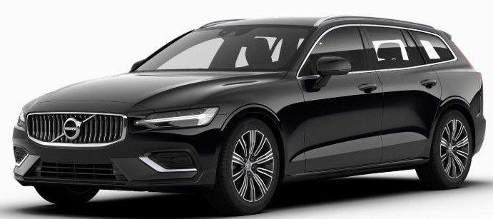 Privat  und Gewerbe: Volvo V60 T4 Inscription mit Leder, LED und Navi auf 36 Monate mit 10.000km für 286€ brutto