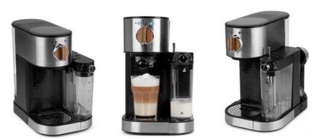 Espressomaschine Medion MD17116 für 89,95€ (statt 107€)