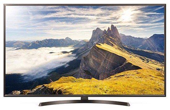 LG 43UK6400   43 Zoll UHD TV mit HDR für 299,90€ (statt 334€)
