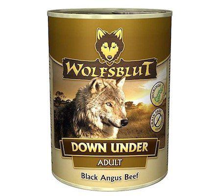 6er Pack Wolfsblut Down Under Hunde Nassfutter ab 5,25€ (statt 35€)