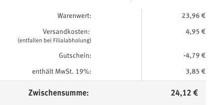 20% auf alle Schwarzkopf Produkte bei Rossmann (nur online)