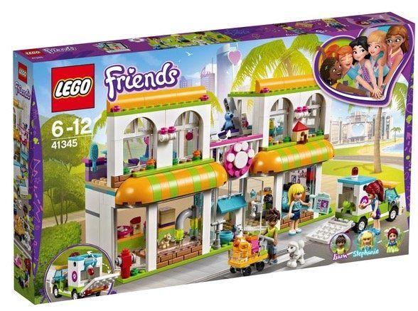 Lego Friends   Heartlake City Haustierzentrum (41345) für 39,99€ (statt 56€)