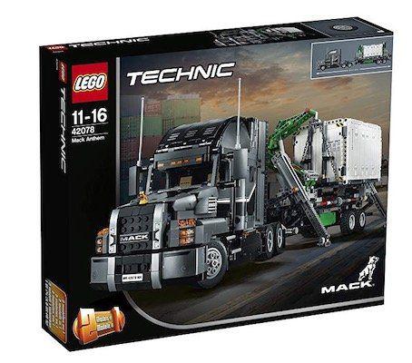 Lego Technic   Mack Anthem (42078) für 99,94€ (statt 116€)