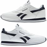 Reebok Classics Sneaker in Weiss mit Blau für 44,96€ (statt 55€)