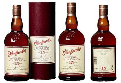 Vorbei! Glenfarclas 15 Jahre alter Highland Single Malt (1x 0,7 Liter) für 39,99€ (statt 46€)