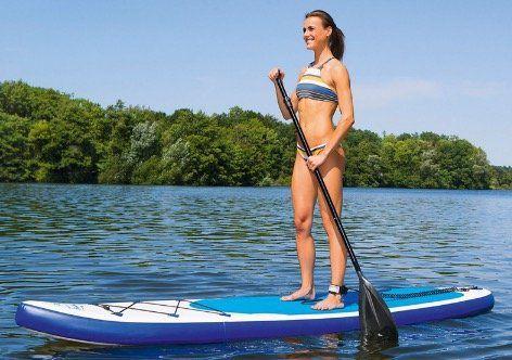 Easymaxx Stand Up Paddle Board mit Zubehör für 224,90€ (statt 260€)