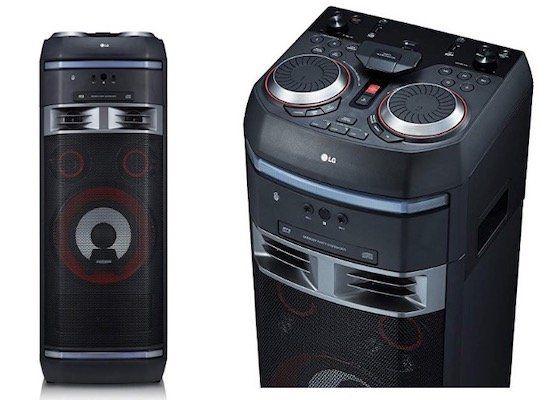 LG OK75 XBOOM Party Lautsprecher für 199,95€ (statt 399€)