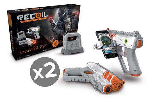 2er Pack Goliath AR Laserspiel Starter Set für 35,90€ (statt 60€)