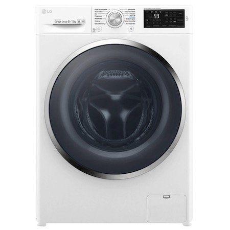 LG F14WD95TN2 Waschtrockner mit 9kg für 539€