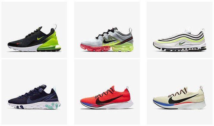 Endet heute: Nike mit  20% auf alles (außer Sale)   z.B. Nike Air VaporMax 2019 in Anthrazit für 152€ (statt 180€)