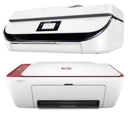 HP DeskJet 2633 für 39€ (statt 60€) oder HP OfficeJet 5232 4in1 für 49€ (statt 76€)
