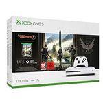 Xbox One S 1TB + The Division 2 + Gears of War 4 + Elite Wireless Controller für 256,42€ (statt 342€)