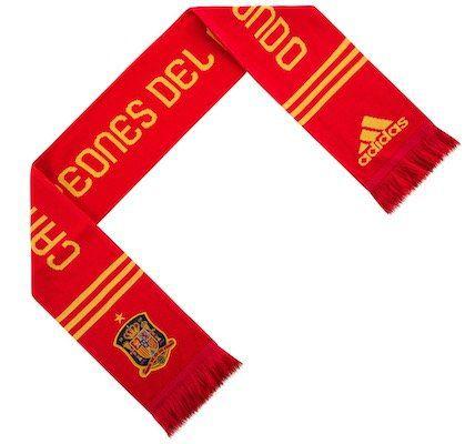 adidas Spanien Weltmeister Fanschal für 4,89€