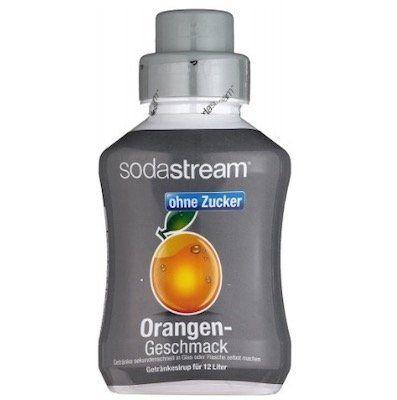 6er Pack Sodastream Sirup Orange ohne Zucker für 11,11€ (statt 24€)   MHD 13.05.2019