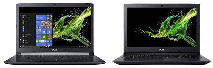 Acer Frühlingsangebote bei Notebooksbilliger   z.B. Acer Aspire 5 A517 51G 51QE für 675€ (statt 732€)