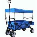 Fuxtec FX-BW100 faltbarer Bollerwagen für 69,99€ (statt 107€) – reduziert wegen Wasserschaden im Lager