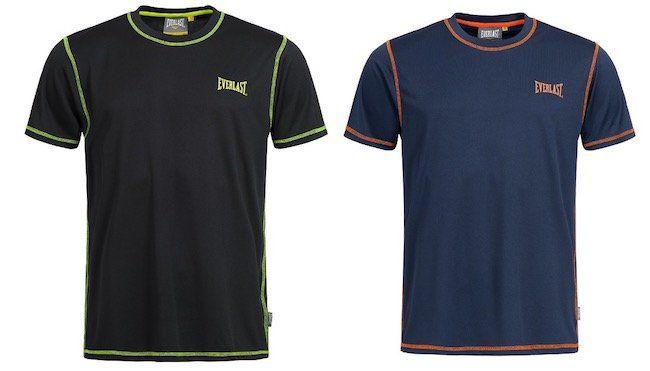 Everlast Herren T Shirts mit kleinem Logo für je 3,33€ zzgl. VSK (statt 14€)