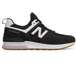New Balance 574 Black Sneaker für 61,60€ (statt 78€)