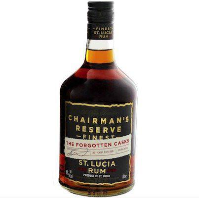 Chairmans Reserve The Forgotten Casks Rum für 31,40€ (statt 38€)   mit PayDirekt
